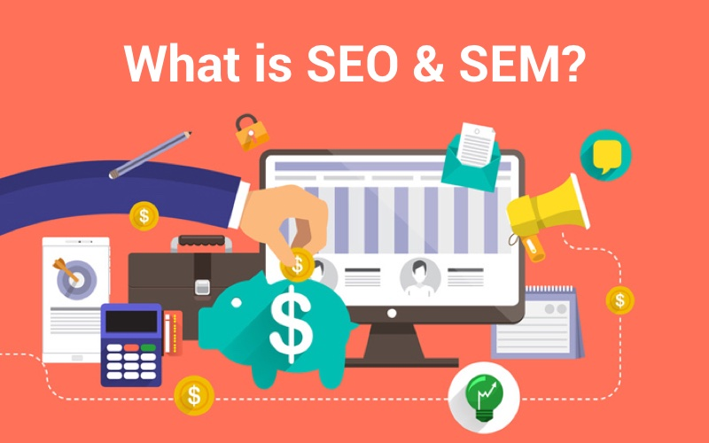 discover what seo and sem stands for