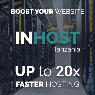 High performance hosting services in Tanzania