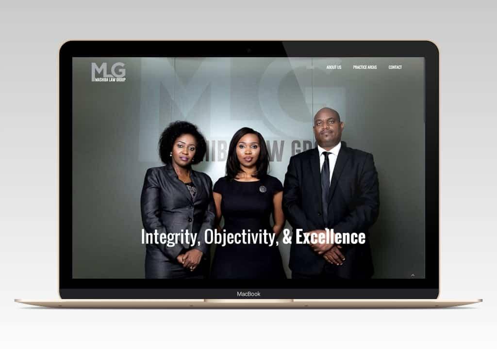 Mashiba Law Group website 1