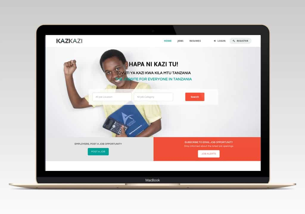 Kazi Kazi Website Development 1