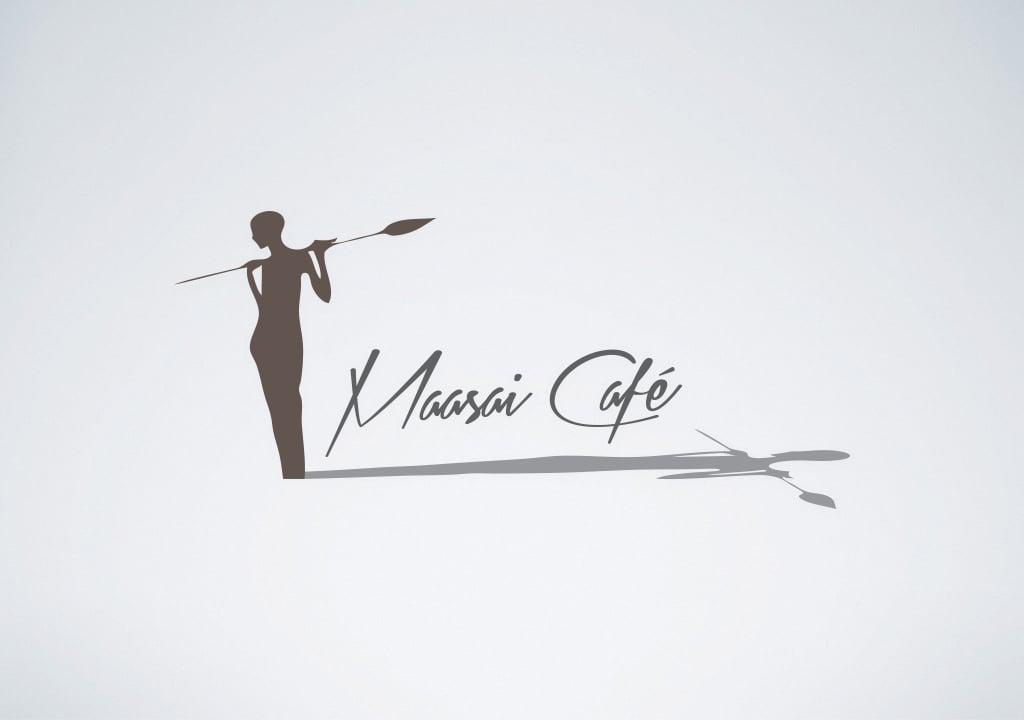 Maasai Café Logo 6