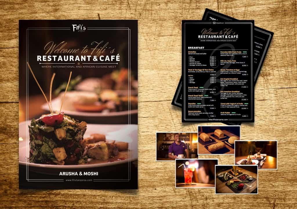 Fifi´s Restaurant Brand image 3