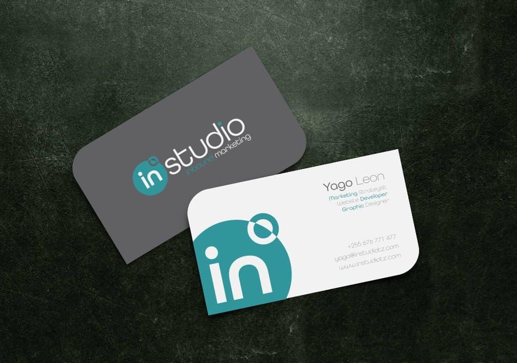 InStudio Business Cards 4