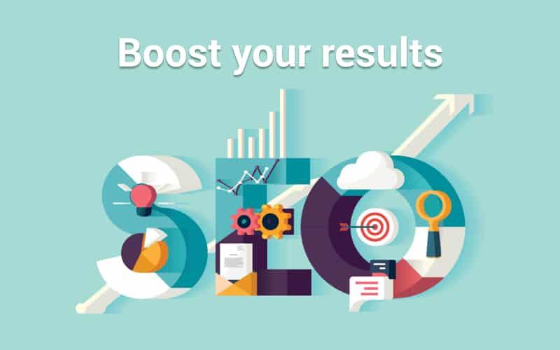 Increase search ranking via SEO