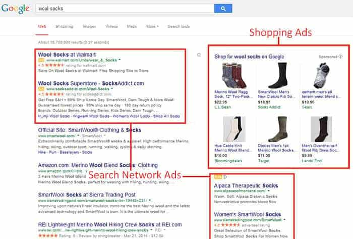 internet marketing; display ads examples