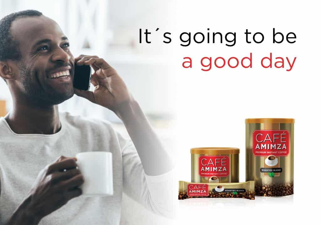 Café Amimza Branding 1